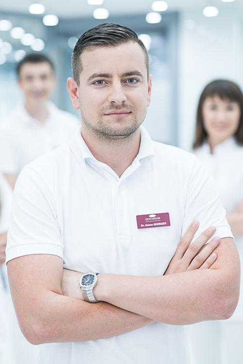 Dr. Anton Georgiev